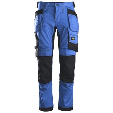 sito affidabile aad15 8dd76 6241 Pantaloni Stretch AllroundWork con tasche esterne